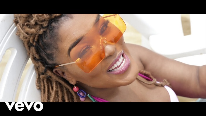 Lady Zamar Sunshine video
