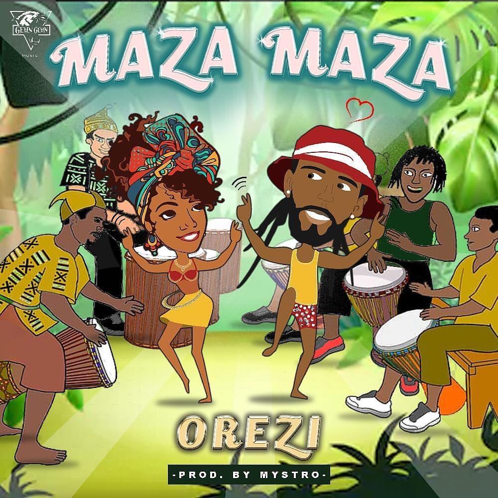 Orezi Maza Maza