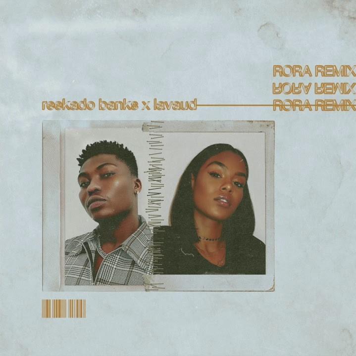Reekado Banks Rora Remix