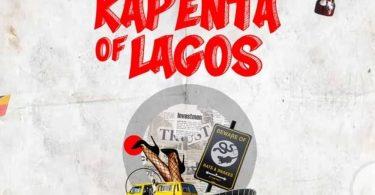 Terry Tha Rapman Kapenta Of Lagos
