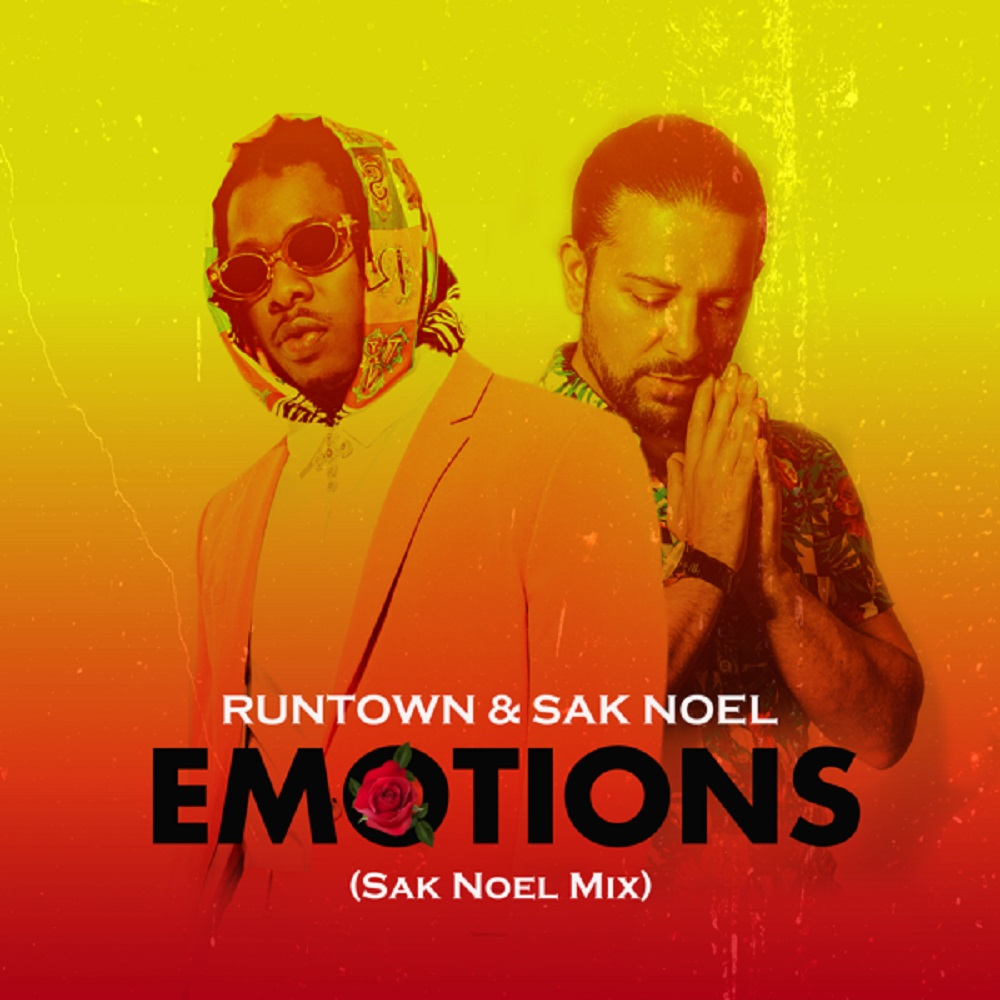 Runtown Emotions (Sak Noel Mix)