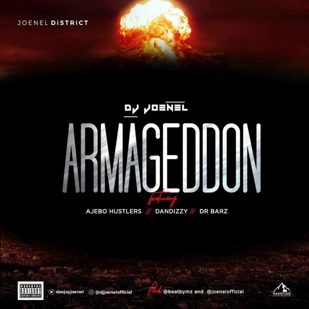 DJ Joenel Armageddon