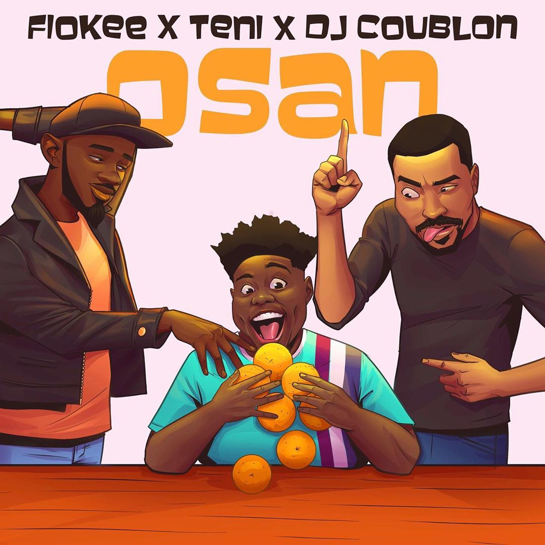 Fiokee Osan Artwork
