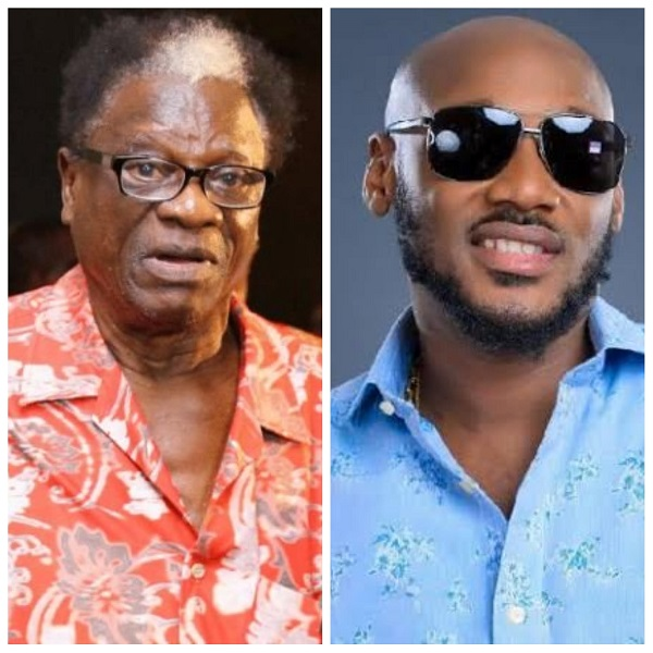2Baba reacts to death of Victor Olaiya