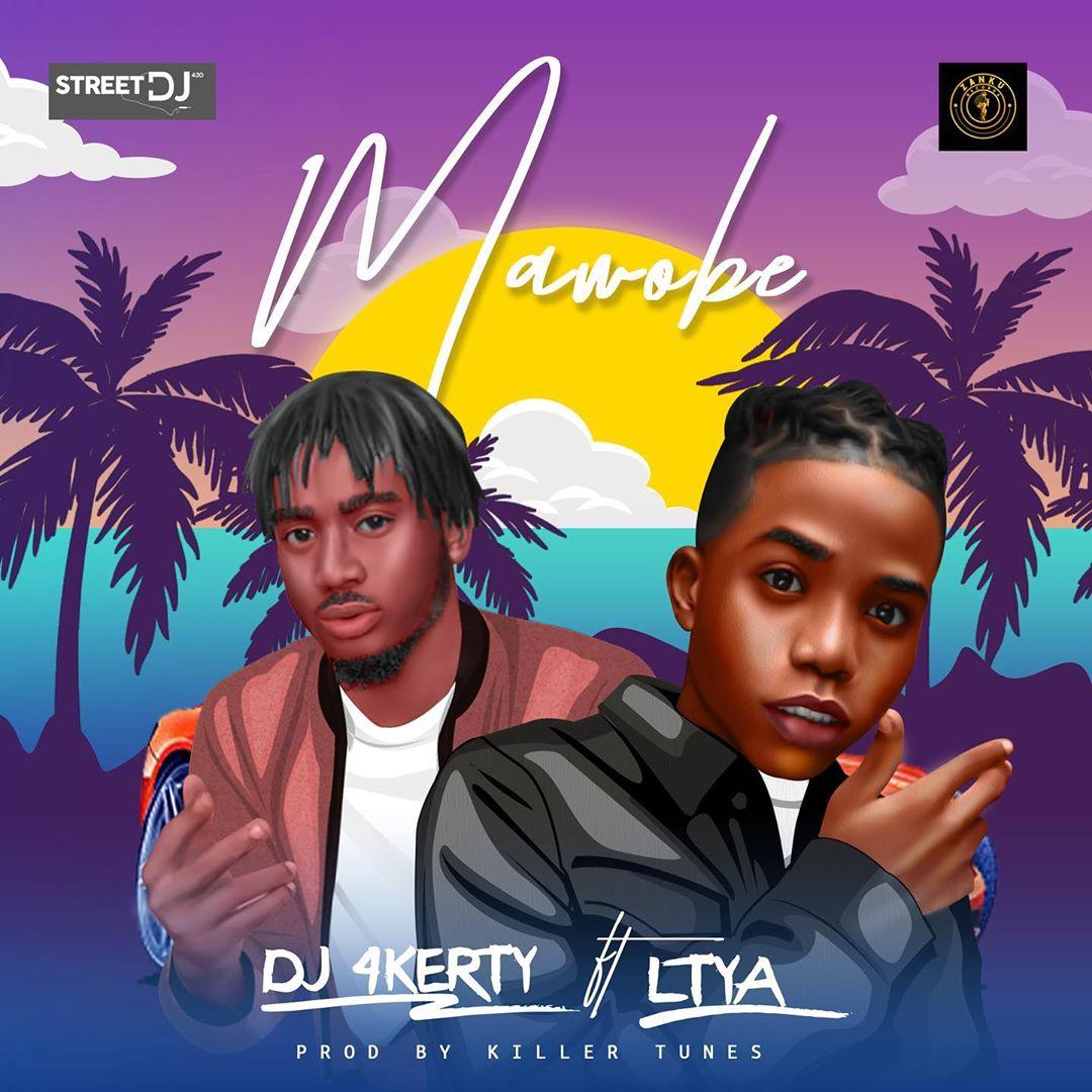 DJ 4Kerty Mawobe