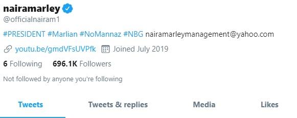 Naira Marley Twitter