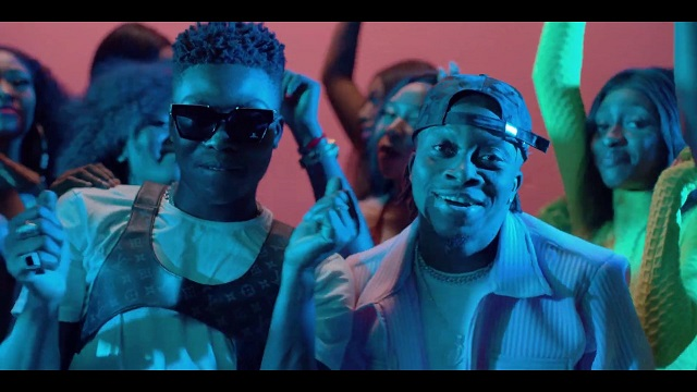 Oxlade Reekado Banks Craze Video