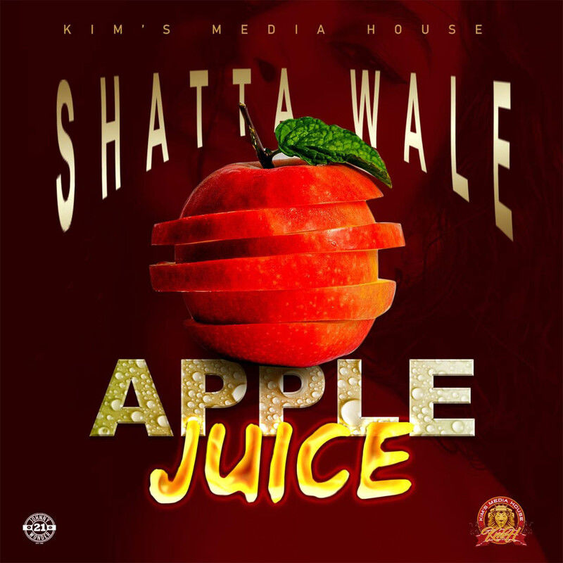 Shatta Wale Apple Juice