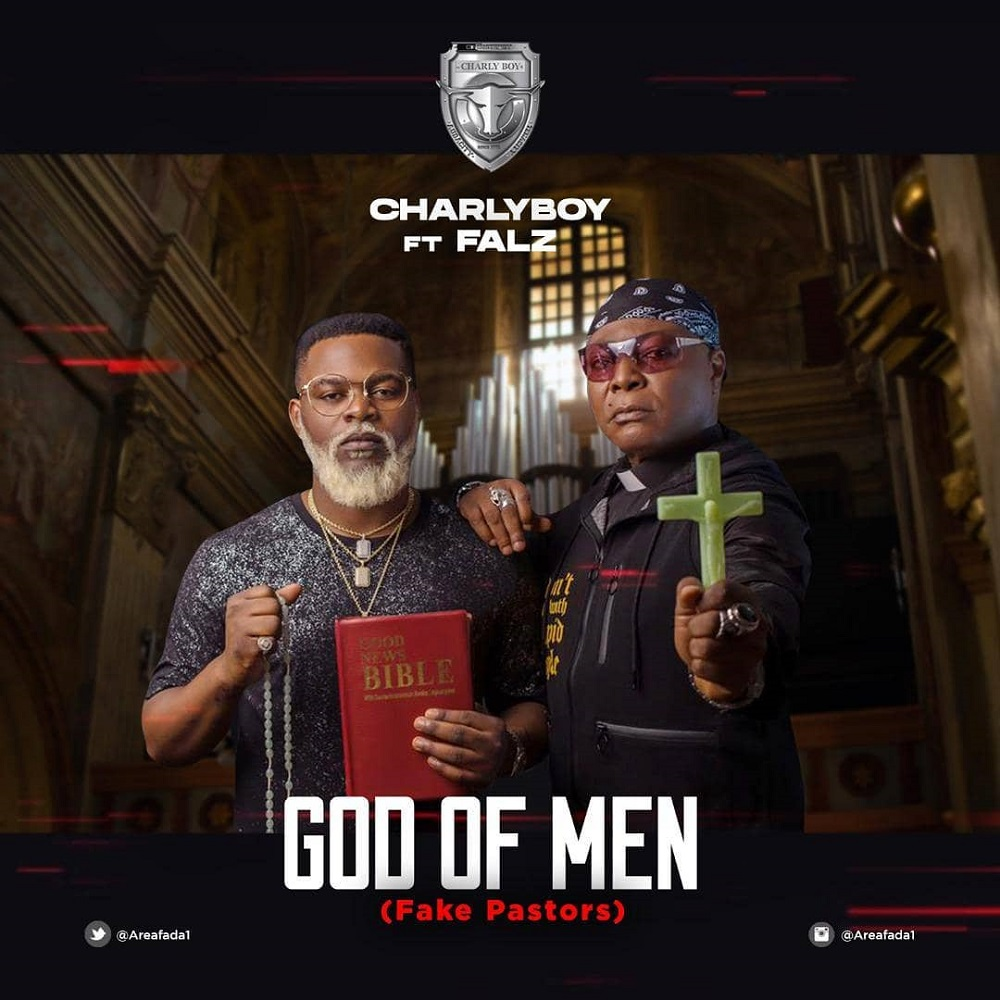 Charly Boy God Of Men (Fake Pastors)
