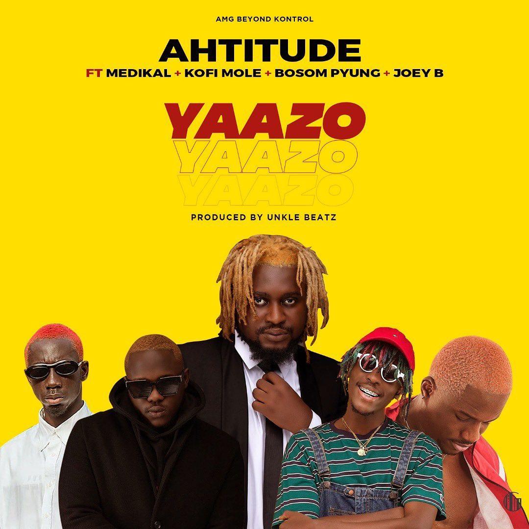 Ahtitude Yaazo
