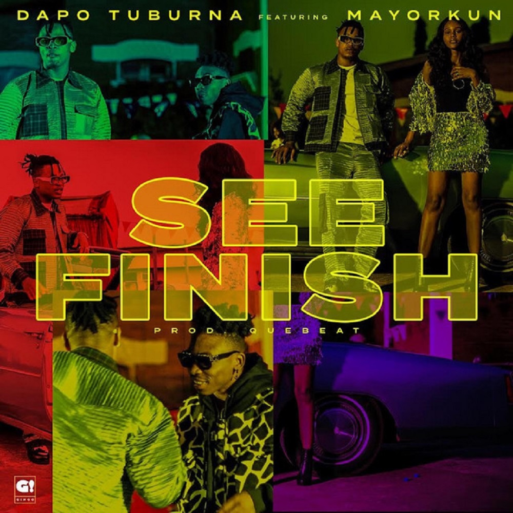 Dapo Tuburna See Finish