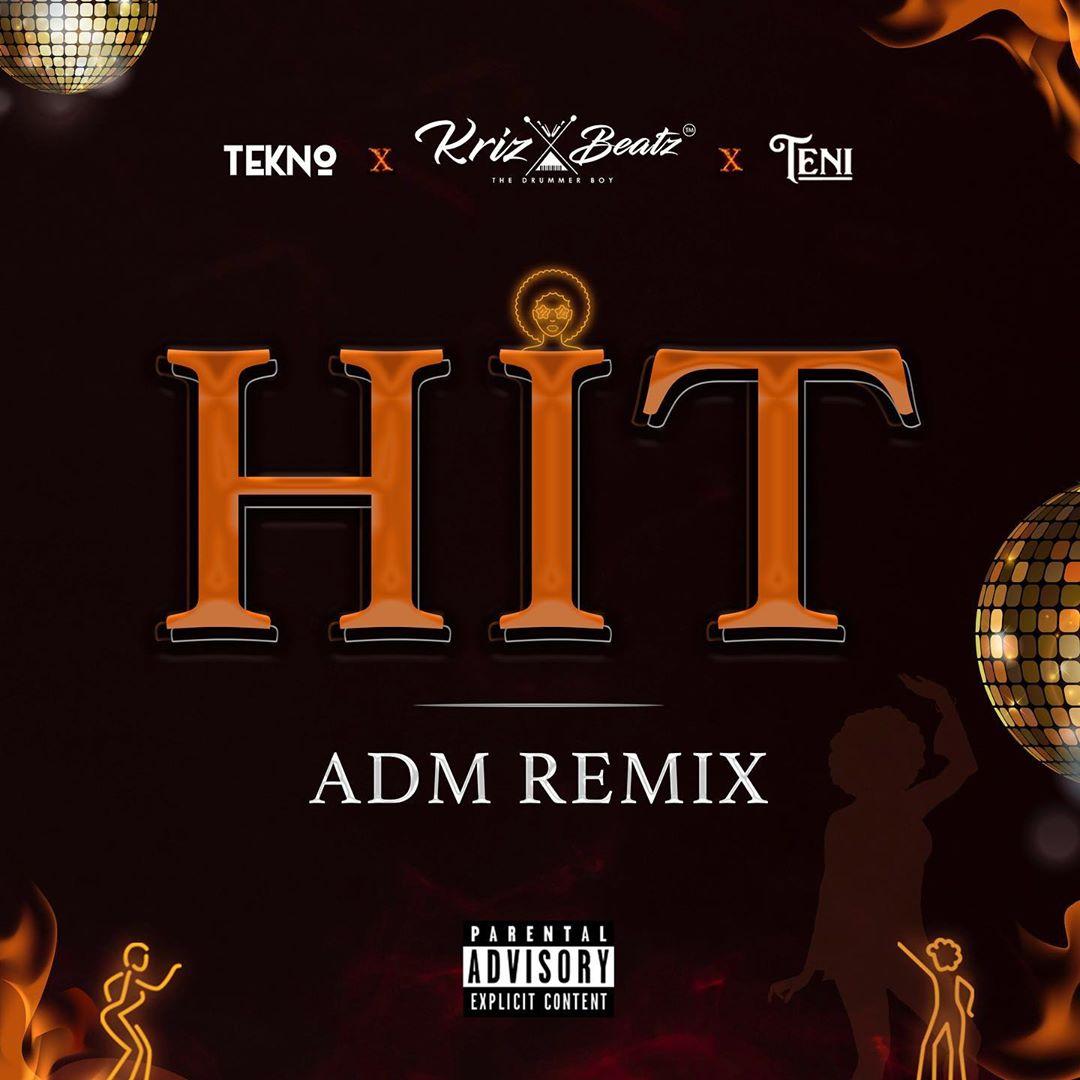 Krizbeatz Hit ADM (Remix)