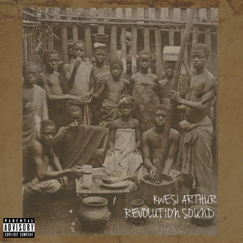 Kwesi Arthur Revolution Sound
