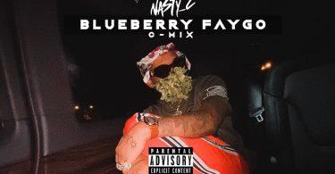 Nasty C Blueberry Faygo (C-Mix)