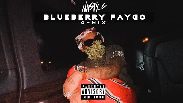 Nasty C Blueberry Faygo (C-Mix)