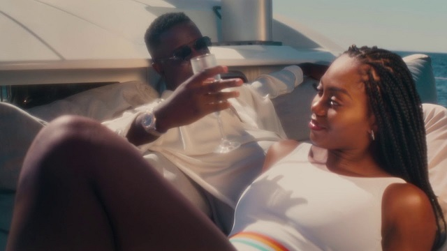 Sarkodie Anadwo Video
