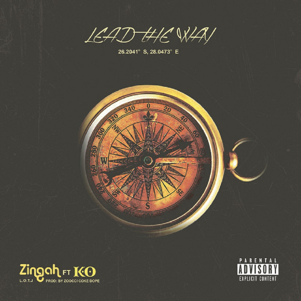 Zingah Lead The Way Artwork