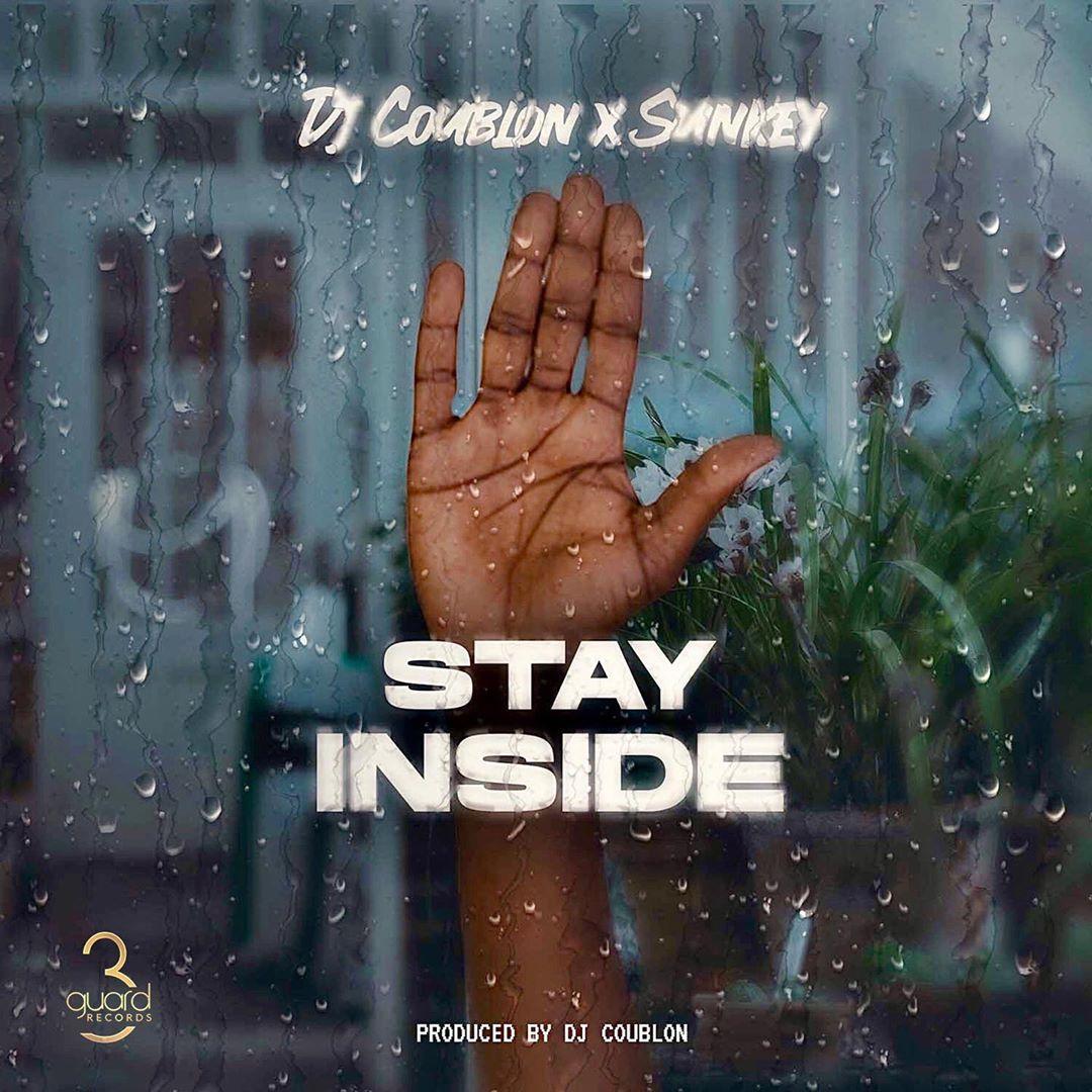 DJ Coublon Stay Inside