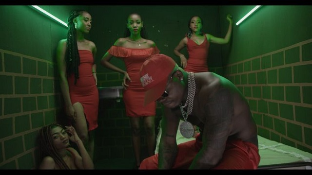Harmonize Bedroom (Remix) Video