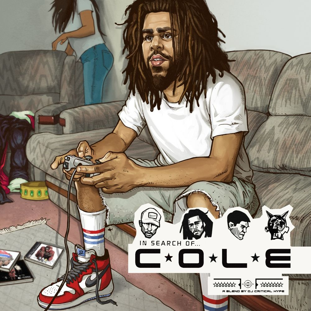 J. Cole & DJ Critical Hype In Search Of…Cole