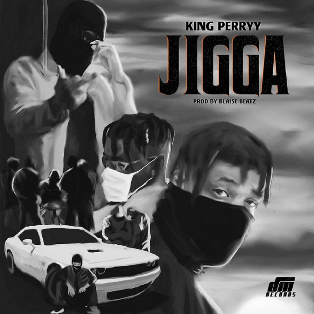 King Perryy Jigga Artwork