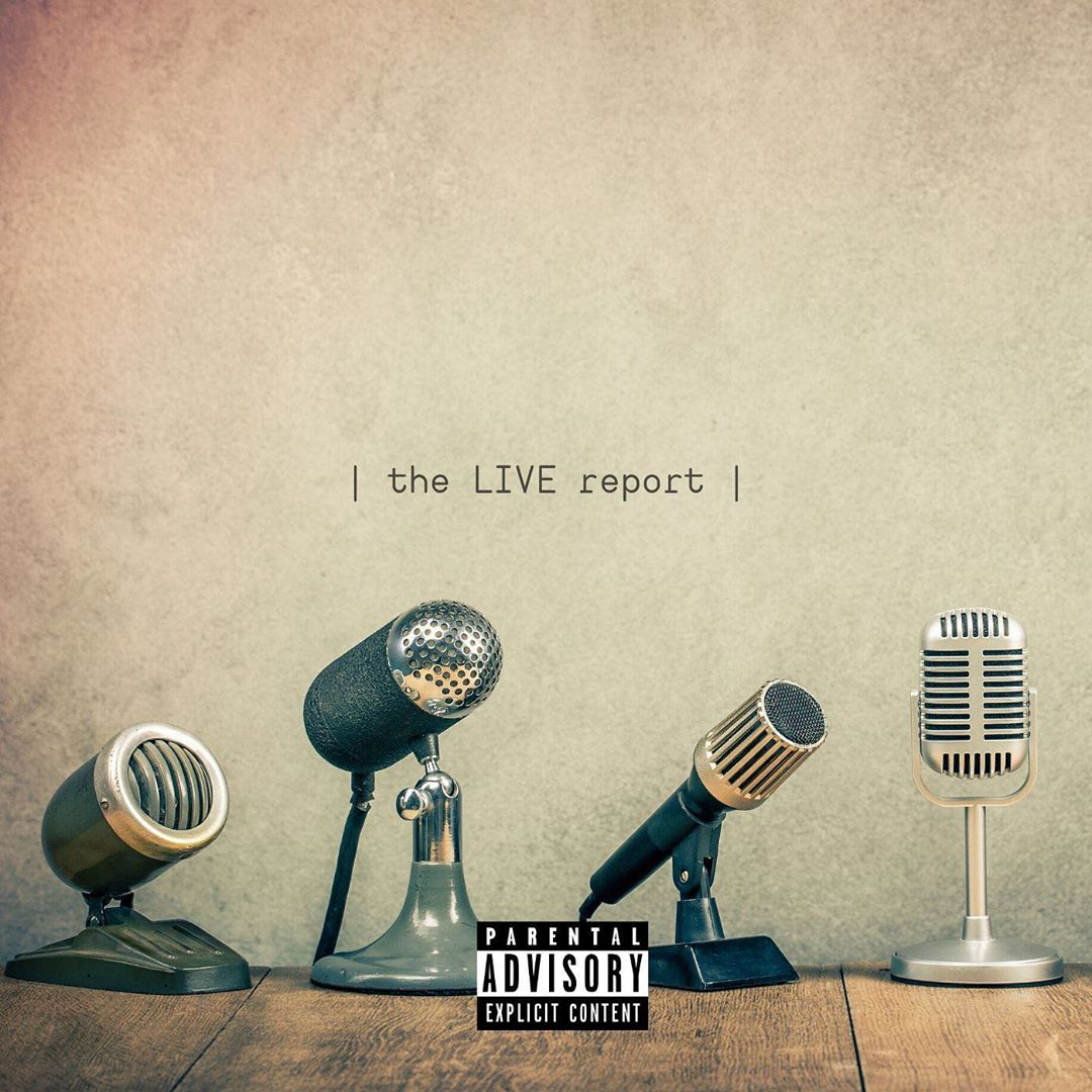 M.I Abaga & A-Q The Live Report Art