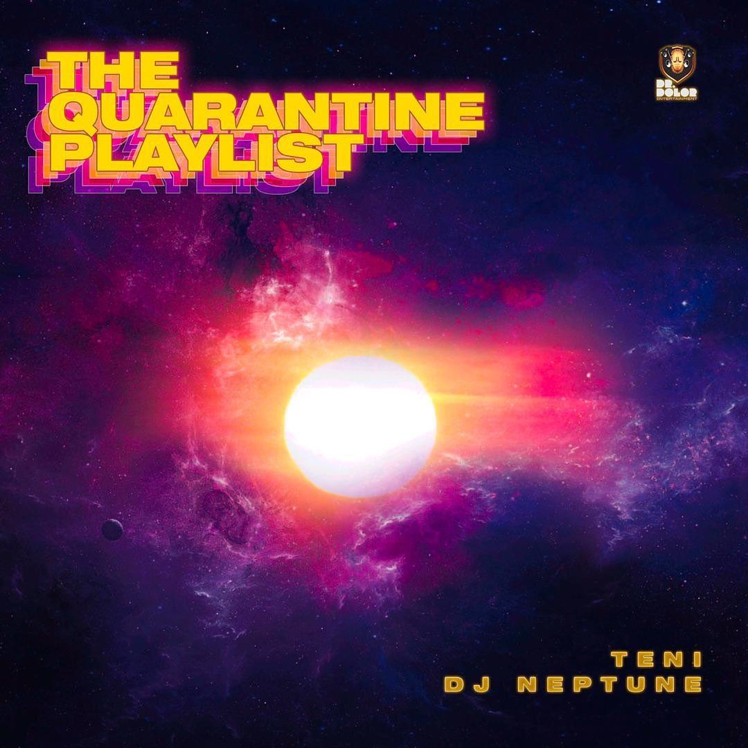 Teni, DJ Neptune Lockdown