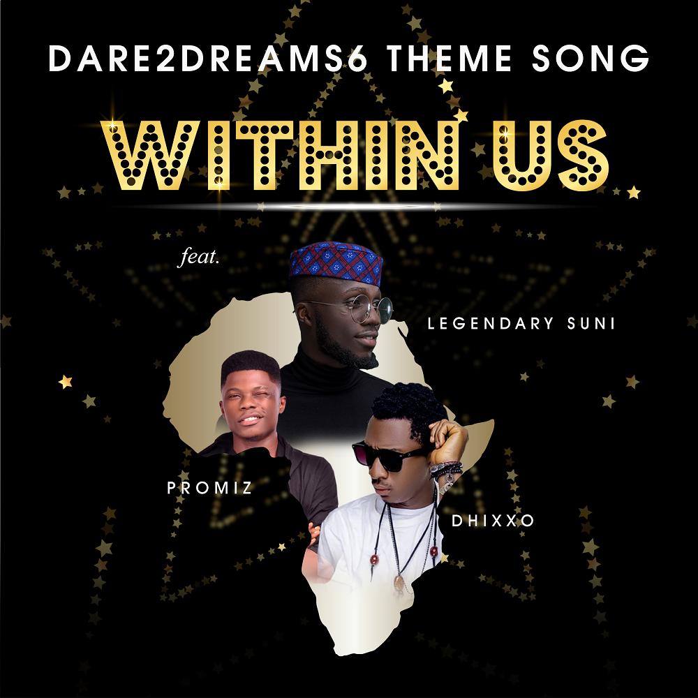 Dare2dreams6 Within Us