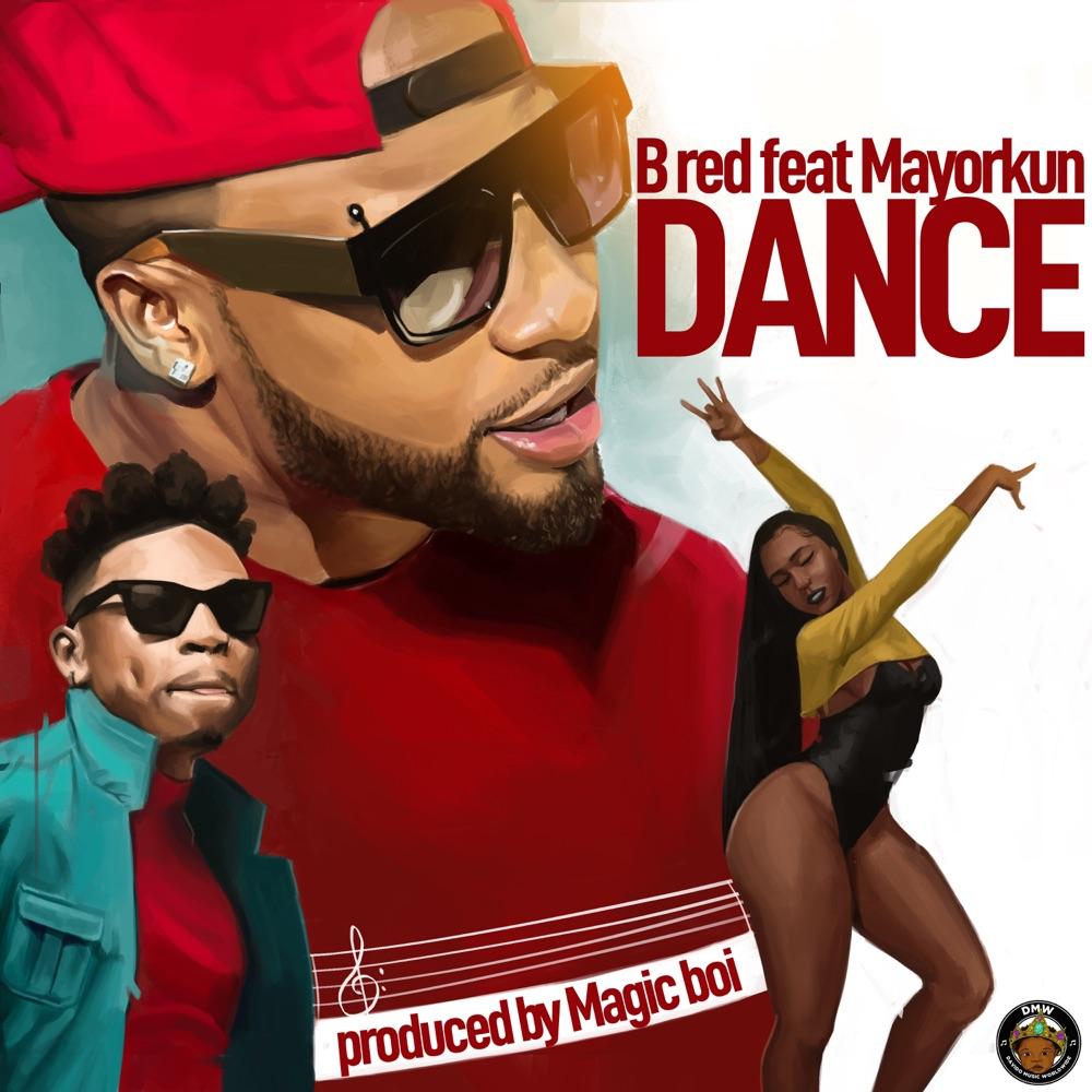 B-Red Dance