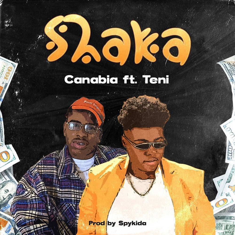 Canabia Shaka ft. Teni