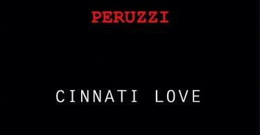 Peruzzi Cinnatic Love (Cover) Artwork