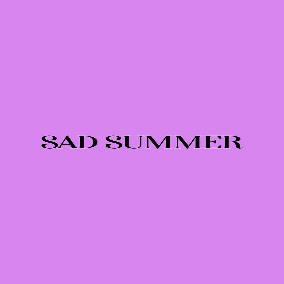 The Big Hash Sad Summer Artwork