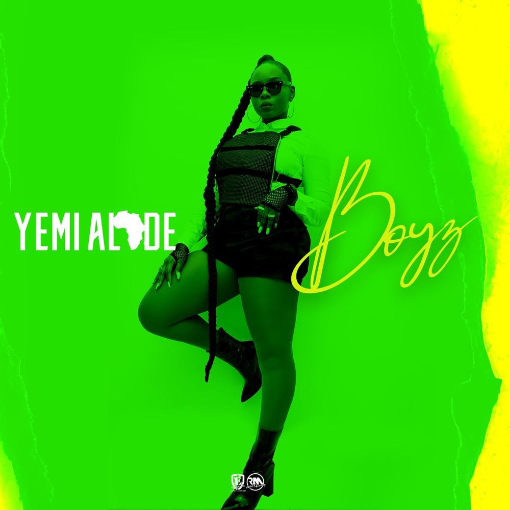 Yemi Alade Boyz