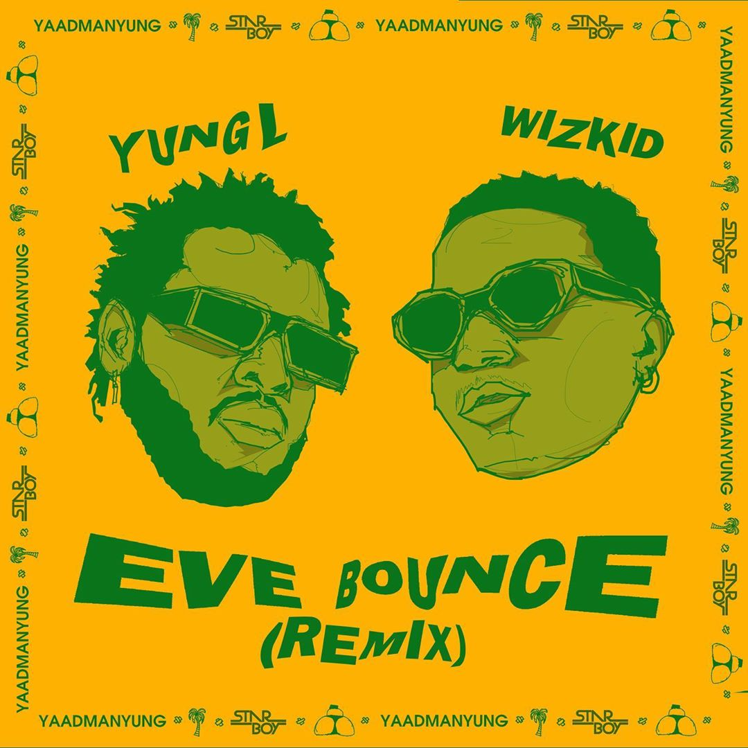 Yung L Eve Bounce (Remix)