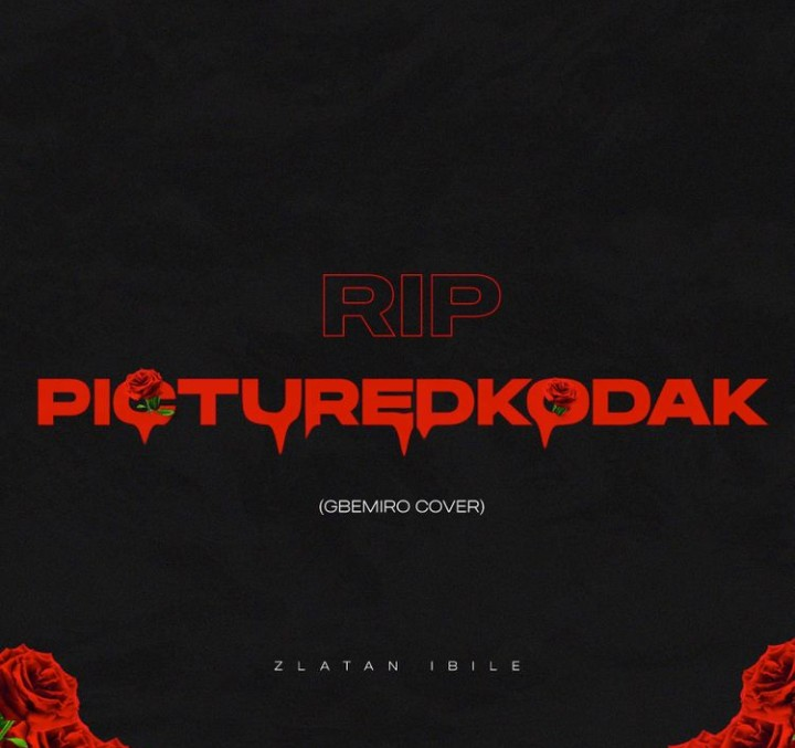 Zlatan Gbemiro Cover (Picture Kodak Tribute)