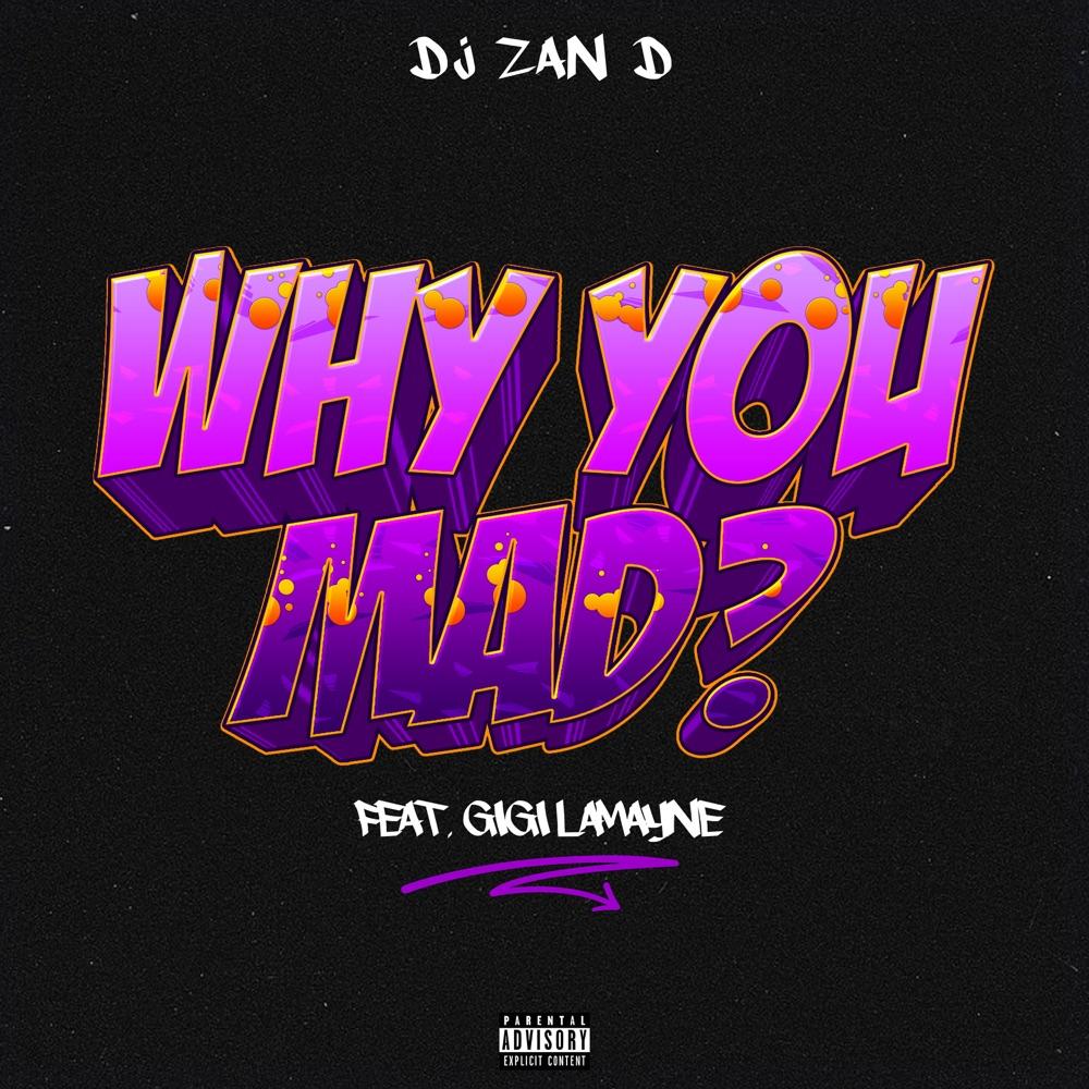 DJ Zan D Why You Mad