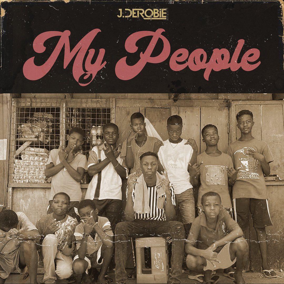 J.Derobie My People