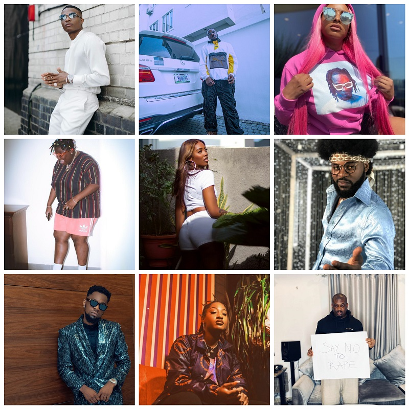 Wizkid, Don Jazzy, Tiwa Savage, others react to death of Uwa, Tina