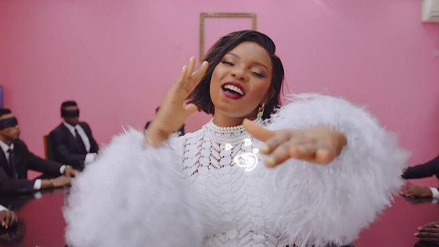 Yemi Alade Boyz video