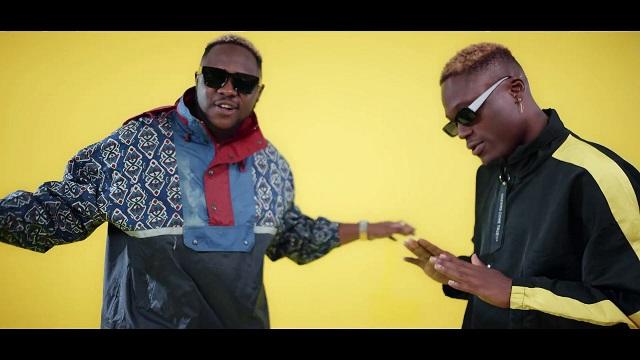 [VIDEO] Medikal – Shout ft. Okese 1