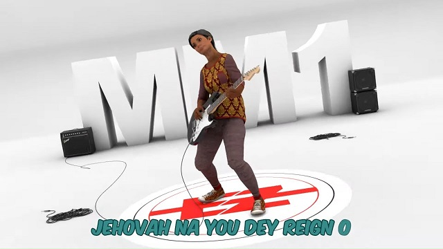 Mercy Chinwo Na You Dey Reign (Animation Video)