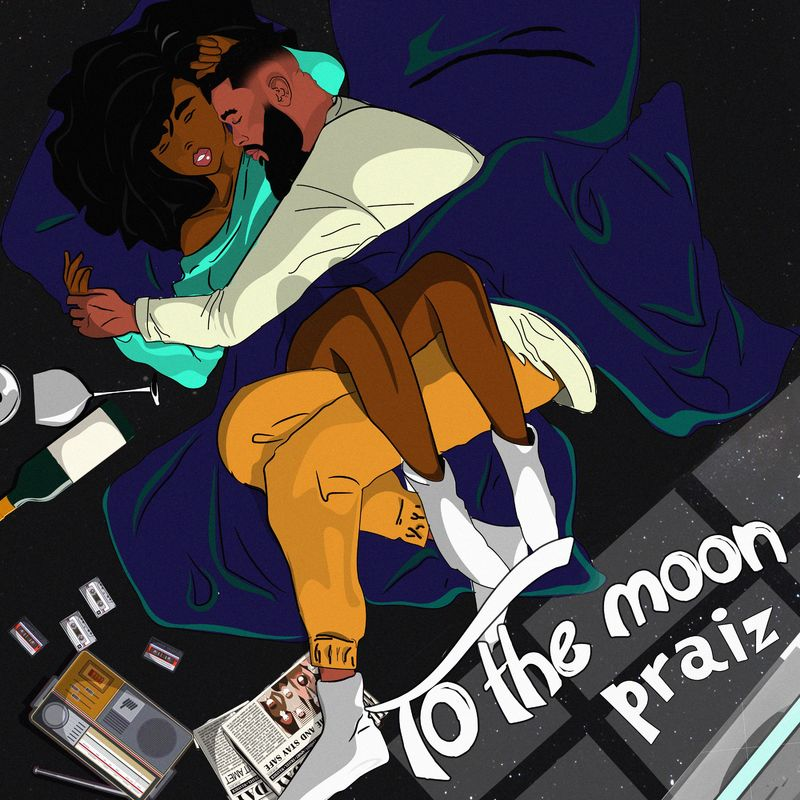 Praiz To The Moon EP
