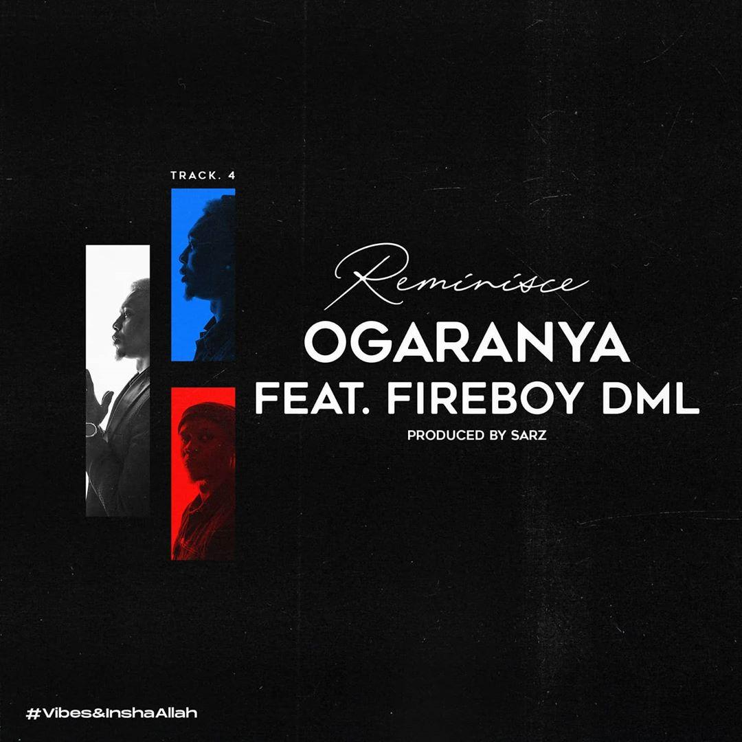 Reminisce Ogaranya