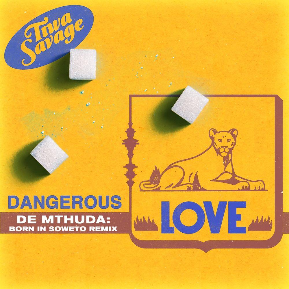 Tiwa Savage Dangerous Love (De Mthuda Born In Soweto Remix)
