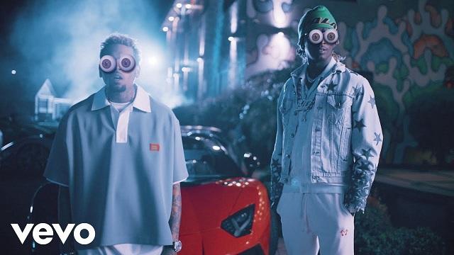 Chris Brown, Young Thug Go Crazy Video
