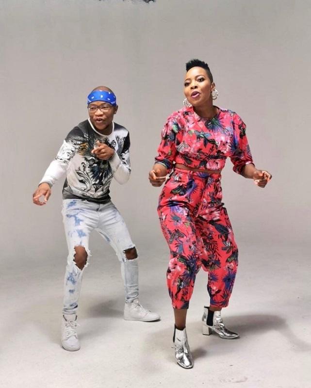 Master KG and Nomcebo Zikode