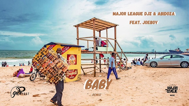 Major League & Abidoza Baby (Amapiano Remix)