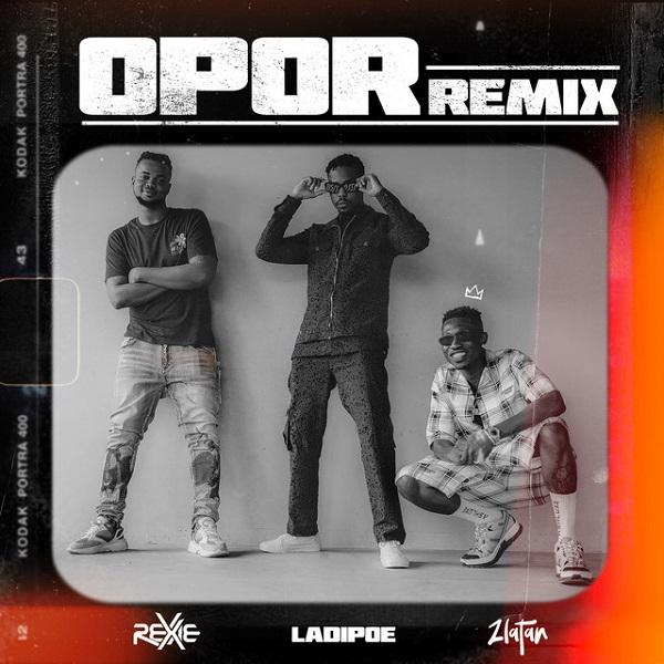 Rexxie Opor (Remix)