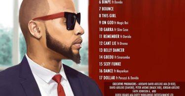 B-Red Jordan Tracklist