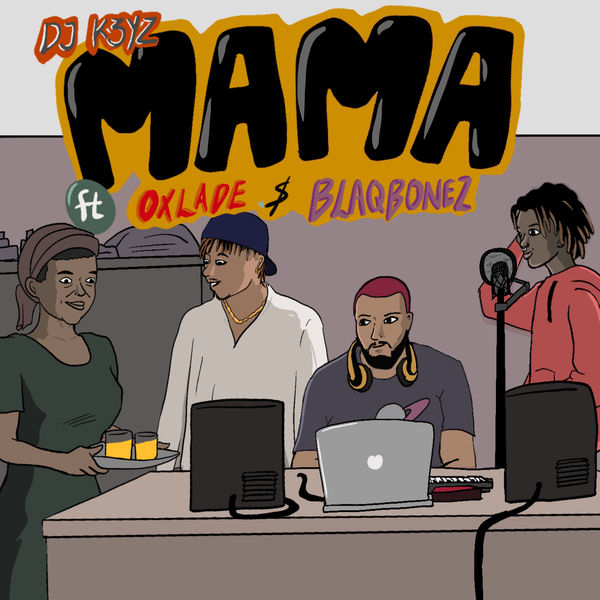 DJ K3yz Mama